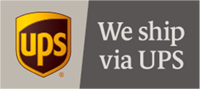 Image result for We ship via UPS